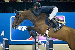 Van Der Vleuten Maikel, (NED), Verdi NOP<br /> Longines FEI World Cup™ Jumping Final III round 1<br /> Las Vegas 2015<br />  © Hippo Foto - Dirk Caremans<br /> 19/04/15