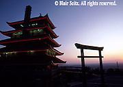 The Reading Pagoda, Berks Co., PA