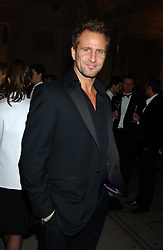 Actor JEREMY SHEFFIELD  at the 2005 British Fashion Awards held at The V&A museum, London on 10th November 2005.<br /><br />NON EXCLUSIVE - WORLD RIGHTS