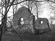 St Brecanís Church, St, Columbís Park, Derry, c.1600 on c.6th site,