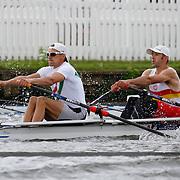 Race 23 - Doubles - Brys & van Zandweghe vs Male & Mitchell