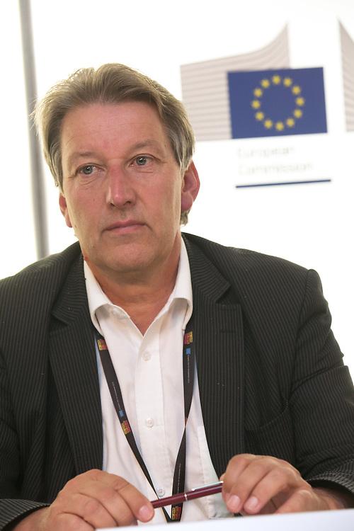 03 June 2015 - Belgium - Brussels - European Development Days - EDD - Health - Shared responsibility for the right to health in the post-2015 agenda - Albrecht Jahn , Professor , University of Heidelberg © European Union