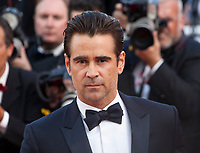 Actor Colin Farrell at The Killing of a Sacred Deer gala screening at the 70th Cannes Film Festival Monday 22nd May 2017, Cannes, France. Photo credit: Doreen Kennedy