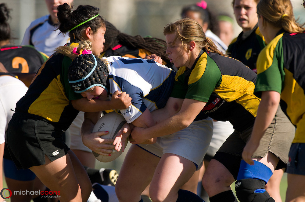 Humboldt vs UCSD (Scrum By The Sea 2010)