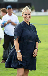 File photo dated 28/07/18 of Zara Tindall during the International Day at the Royal County of Berkshire Polo Club. The Queen's granddaughter has revealed she suffered a second miscarriage before having her daughter Lena last month.