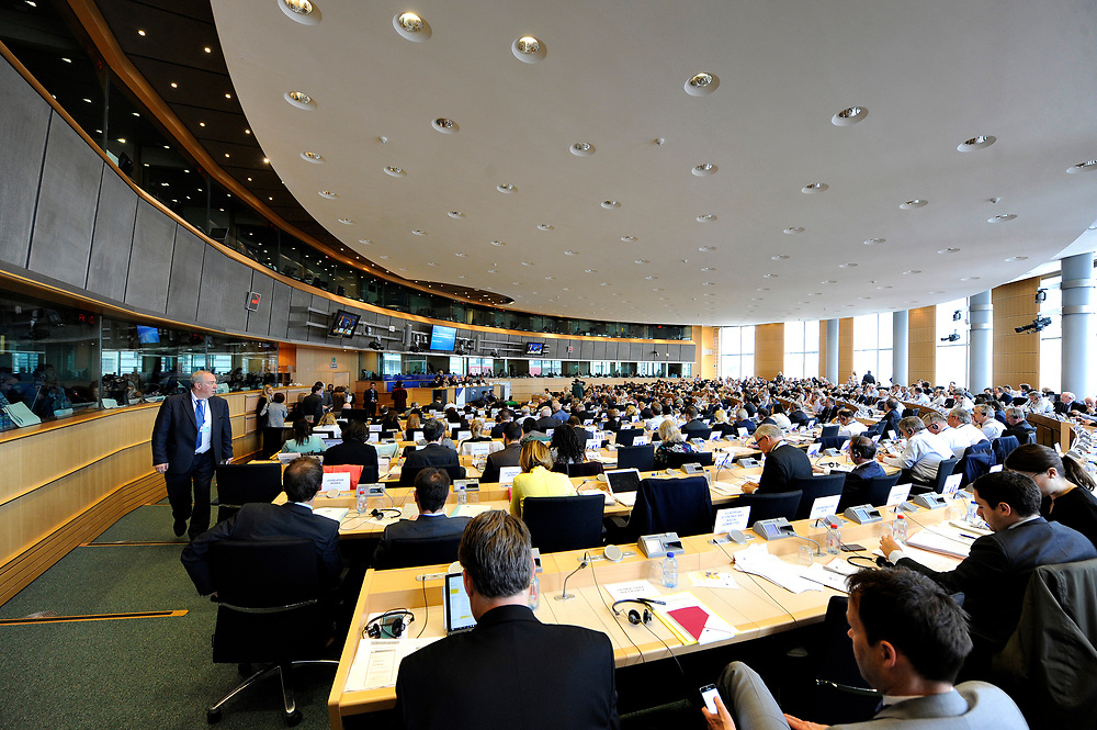 12 May 2017, 123rd Plenary Session of the European Committee of the Regions <br /> Belgium - Brussels - May 2017