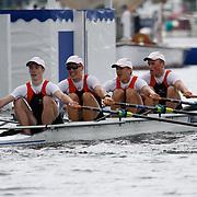 Race 20 - Fawley - American School vs Scullers B