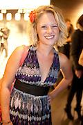 LILY MEADES Vogue: Fashion's Night Out: Armani. Bond st.  London. 8 September 2010.  -DO NOT ARCHIVE-© Copyright Photograph by Dafydd Jones. 248 Clapham Rd. London SW9 0PZ. Tel 0207 820 0771. www.dafjones.com.