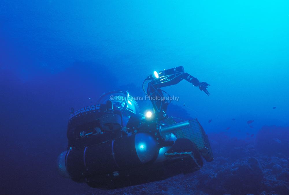 Deep Worker Submersible - Hawaiian Islands