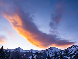 United States, Washington, Crystal Mountain
