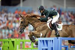 Pessoa Rodrigo, BRA, Baloubet du Rouet<br /> Olympic Games Athens 2004<br /> © Hippo Foto - Dirk Caremans<br /> 24/08/04