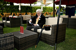 Andrew Thompson during day one of Royal Ascot at Ascot Racecourse.