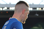 PORTRAIT; Ryan Kent (Rangers) during the Scottish Premiership match between Rangers and Ross County at Ibrox, Glasgow, Scotland on 4 October 2020.