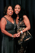 """Michele Murray and Roberta Shields at The Ludacris Foundation 5th Annual Benefit Dinner & Casino Night sponsored by Alize, held at The Foundry at Puritan Mill in Atlanta, Ga on May 15, 2008.. Chris """"Ludacris"""" Bridges, William Engram and Chaka Zulu were the inspiration for the development of The Ludacris Foundation (TLF). The foundation is based on the principles Ludacris learned at an early age: self-esteem, spirituality, communication, education, leadership, goal setting, physical activity and community service. Officially established in December of 2001, The Ludacris Foundation was created to make a difference in the lives of youth. These men have illustrated their deep-rooted tradition of community service, which has broadened with their celebrity status. The Ludacris Foundation is committed to helping youth help themselves."""