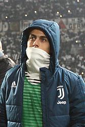 December 23, 2017 - Turin, Italy - Juventus forward Paulo Dybala (10) waits on the bench during the Serie A football match n.18 JUVENTUS - ROMA on 23/12/2017 at the Allianz Stadium in Turin, Italy. (Credit Image: © Matteo Bottanelli/NurPhoto via ZUMA Press)
