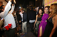 HOLLYWOOD, CA - JUN 19: Los Angeles premiere of Charlie, Trevor and a Girl Savannah held at the Arena Cinemas on June 19, 2015 in Hollywood, California  (Photo by Jc Olivera)