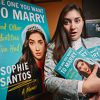 Sophie Santos - The One You Want To Marry - Book Release Party - 10/1/21 - Union Hall