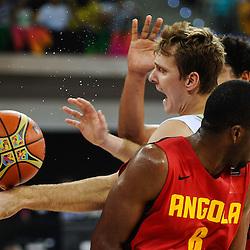 20140903: ESP, Basketball - 2014 FIBA World Championship, Slovenia vs Angola