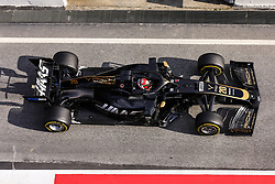 February 19, 2019 - Barcelona, Barcelona, Spain - Kevin Magnussen from Denmark with 20 Rich Energy Haas F1 Team in action during the Formula 1 2019 Pre-Season Tests at Circuit de Barcelona - Catalunya in Montmelo, Spain on February 19. (Credit Image: © Xavier Bonilla/NurPhoto via ZUMA Press)