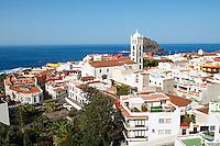 Espagne. Iles Canaries. Tenerife. Ville de Garachico. // Spain. Canary islands. Tenerife. City of Garachico.