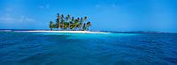 Panama, archipel de San Blas, Rio Sidra, îles Los Grillos // Rio Sidra, Los Grillos islands, San Blas archipelago, Panama