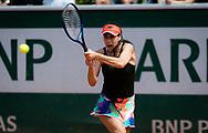 Sorana Cirstea of Romania during the second round at the Roland-Garros 2021, Grand Slam tennis tournament on June 2, 2021 at Roland-Garros stadium in Paris, France - Photo Rob Prange / Spain ProSportsImages / DPPI / ProSportsImages / DPPI