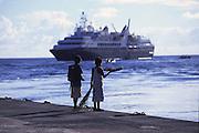 Manihi, Tuamotus, French Polynesia<br />