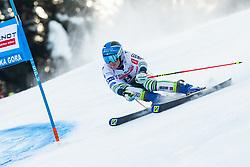 Meta Hrovat (SLO) during Ladies' Giant Slalom at 57th Golden Fox event at Audi FIS Ski World Cup 2020/21, on January 17, 2021 in Podkoren, Kranjska Gora, Slovenia. Photo by Vid Ponikvar / Sportida