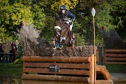 Livio Maxime, FRA, Vroum D Auzay<br /> World Championship Young Eventing Horses<br /> Mondial du Lion - Le Lion d'Angers 2016<br /> © Hippo Foto - Dirk Caremans<br /> 22/10/2016