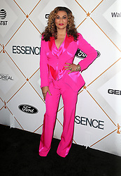 01 March 2018 - Beverly Hills, California - Tina Knowles-Lawson. 2018 Essence Black Women In Hollywood Oscars Luncheon held at the Regent Beverly Wilshire Hotel. Photo Credit: F. Sadou/AdMedia