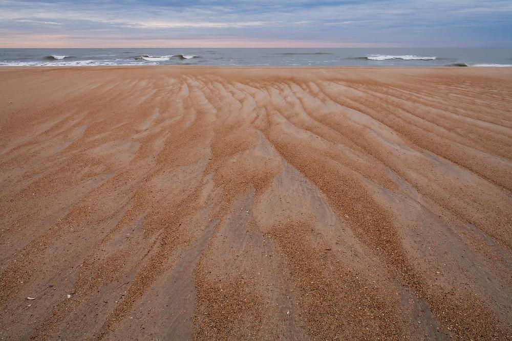 Sand patterns, Cape Hatteras