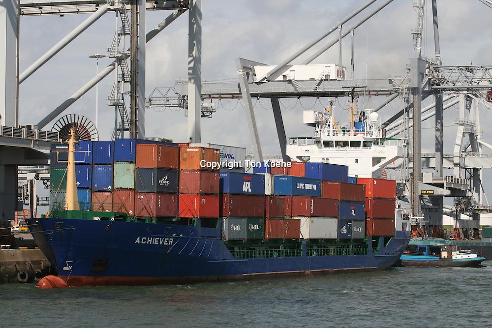 cargo transport, rotterdam