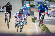 2021 UCI BMXSX World Cup<br /> Round 2 at Verona (Italy)<br /> Qualification<br /> ^me#7 GRAF, David (SUI, ME) Team_CH, Prophecy<br /> ^me#255 SCIORTINO, Martti (ITA, ME)
