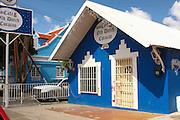 Curacao, Netherlands Antilles, Willemstad Old Dutch Cafe