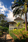 HDR image of Strawberry Hill Hotel - Jamaica