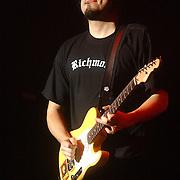 Concert The FlipSide, gitarist Dave Lopez