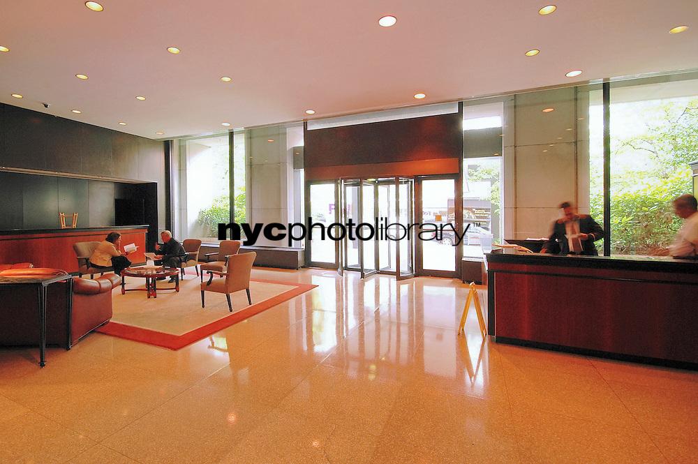 Lobby at 444 East 86th Street