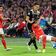 NLD/Amsterdam/20181023 - Champions Leaguewedstrijd  Ajax - SL Benfica, nr.31 Nicolas Tagliafico