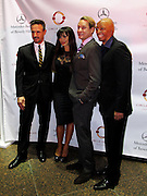 """David Arquette,Karina Smirnoff, Carson Kressley and J.R. Martinez..The Ultimate TrunkShowhosted by Mercedes-Benz Of Beverly Hills..""""The Spirit of Hope Award"""" presented to army veteran, actor and """"Dancing with the Stars"""" contestant, JR Martinez..Beverly Hill, CA, USA..Thursday October 20, 2011..Photo ByCelebrityVibe.com..To license this image please call (323) 325-4035; or Email:CelebrityVibe@gmail.com ;.website: www.CelebrityVibe.com ."""