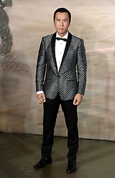 Donnie Yen attending the Rogue One: A Star Wars Story Premiere, at the Tate Modern, London. Picture Credit Should Read: Doug Peters/EMPICS Entertainment