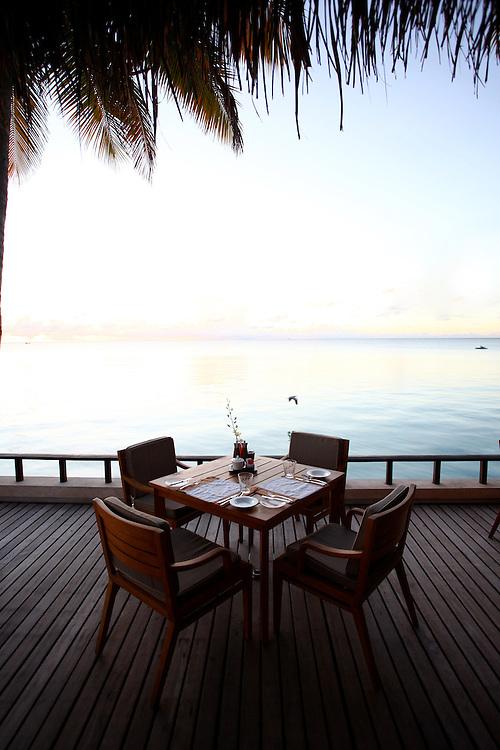 One & Only Reethi Rah, Maldives, Paradise, Breakfast, Spa, Best Hotels in the World, Conde Nast Traveler, Photo Dan Kullberg