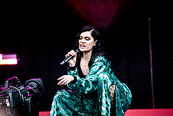 June 17, 2018 - Landgraaf, Limburg, Netherlands - Jessie J performing live at Pinkpop Festival 2018 in Landgraaf Netherlands  (Credit Image: © Roberto Finizio/NurPhoto via ZUMA Press)