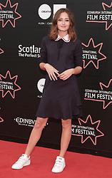 Edinburgh International Film Festival, Friday 30th June 2017<br /> <br /> ACCESS ALL AREAS (WORLD PREMIERE)<br /> <br />  Actor Ella Purnell<br /> <br /> (c) Alex Todd   Edinburgh Elite media