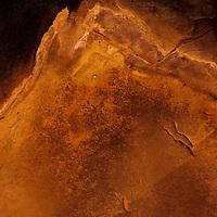 Navajo sandstone still-life, Cayote Gulch, Escalante National Monument, Utah