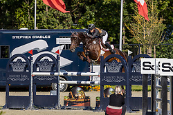De Backer Nina, BEL, Oui Oui van't Steentje<br /> Belgian Championship 6 years old horses<br /> SenTower Park - Opglabbeek 2020<br /> © Hippo Foto - Dirk Caremans<br />  13/09/2020