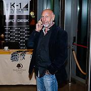 CRO/Zagreb/20130314- K1 WGP Final Zagreb, Tom Harnick ex trainer van Badr Hari