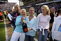 Fotball<br /> Belgia<br /> Foto: PhotoNews/Digitalsport<br /> NORWAY ONLY<br /> <br /> BRUGGE 15/05/2005<br />   <br /> CLUB BRUGGE - ANDERLECHT 2-2<br /> BRUGGE SERIEMESTERE<br /> <br /> VAN DE SPELERS VROUWEN - LES FEMMES DES JOUEURS