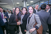 Advisen's Transaction Insurance Insights Conference at New York Law School.  Closing Reception sponsored by QBE