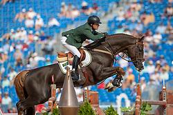 Veniss Pedro, BRA, Quabri de L Isle<br /> World Equestrian Games - Tryon 2018<br /> © Hippo Foto - Dirk Caremans<br /> 20/09/2018