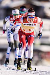 February 24, 2019 - Seefeld In Tirol, AUSTRIA - 190224 Maiken Caspersen Falla of Norway competes in womenÃ•s team sprint semi final during the FIS Nordic World Ski Championships on February 24, 2019 in Seefeld in Tirol..Photo: Vegard Wivestad GrÂ¿tt / BILDBYRN / kod VG / 170295 (Credit Image: © Vegard Wivestad Gr¯Tt/Bildbyran via ZUMA Press)